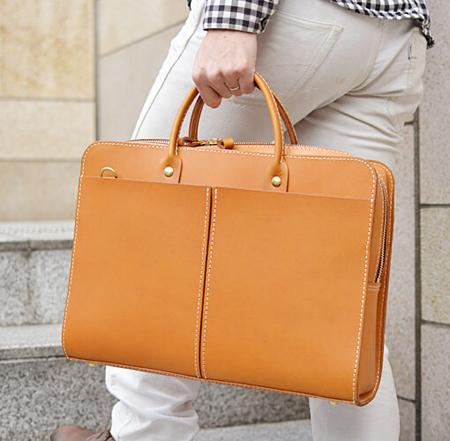 HERZ(ヘルツ) 二本手2WAYビジネスバッグ