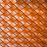 本革レザーの編み込み(イントレチャート)メンズバッグ・鞄