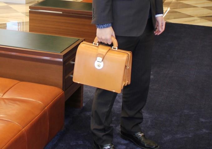 個性的で愛着の湧く、可愛らしいバッグ