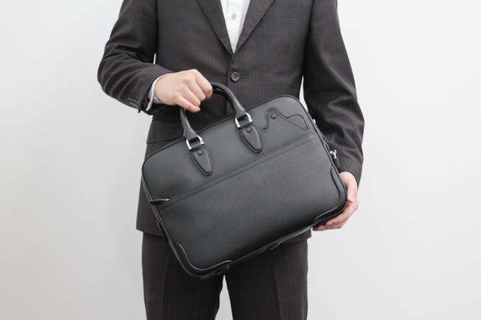 ガレリアント ビジネスバッグの気に入っているポイント
