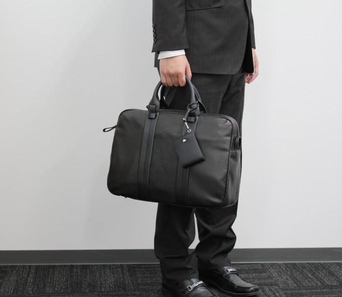 ガレリアントのビジネスバッグ