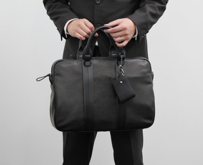 ガレリアント ビジネスバッグの気に入っている箇所