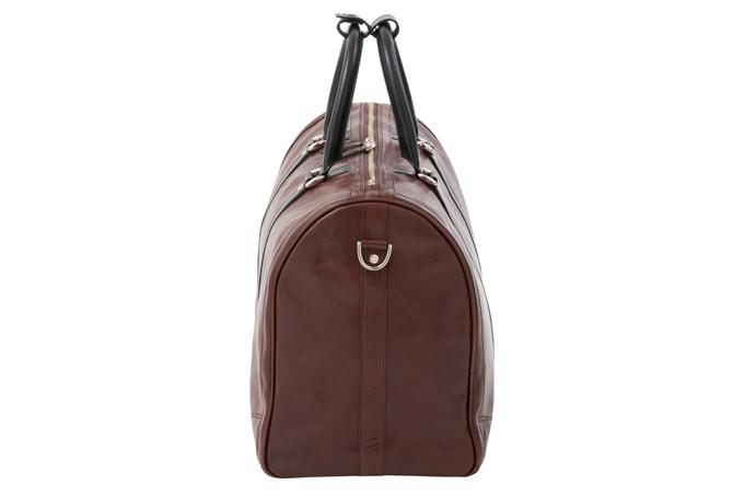 しっかり自立するバッグ