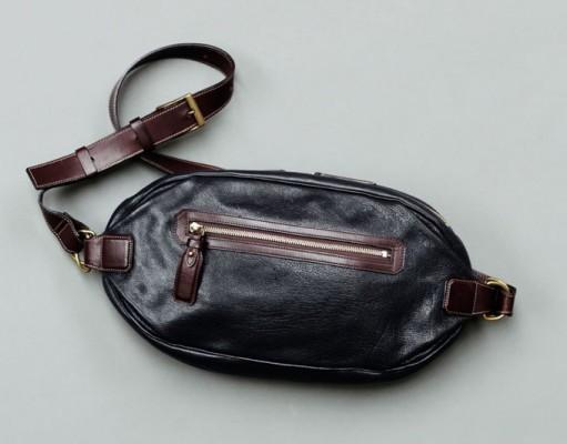 土屋鞄製造所 アルマス バッファローボディ―バッグ