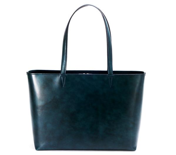 エルゴポック Waxed Leather(06 Series) 肩掛けトート HERGOPOCH 06-TTM