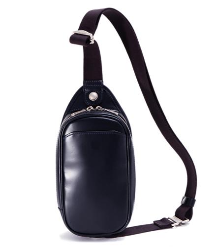 エルゴポック Waxed Leather(06 Series) ミニショルダーバッグ