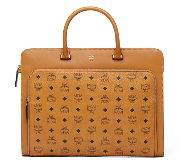 OTTOMAR BRIEFCASE IN VISETOS LARGE