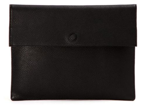 HERGOPOCH エルゴポック エンベロープクラッチバッグS プライムグレインレザー PrimeGrain Leather Clutch Bag HERGOPOCH 11-ENV-S