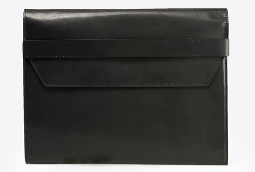 CALFSKIN DOCUMENT HOLDER