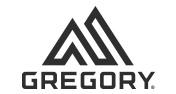 三角の山が2つ連なっているように見える、有名なロゴマーク
