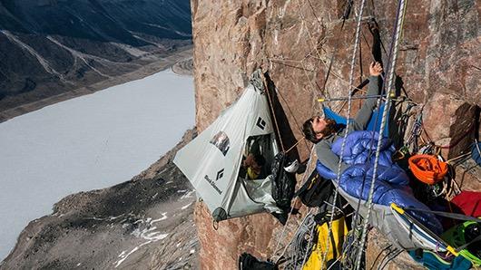 本格的な登山用、アウトドア用のギア