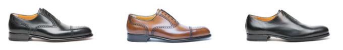 ア・テストーニは、紳士靴のブランド