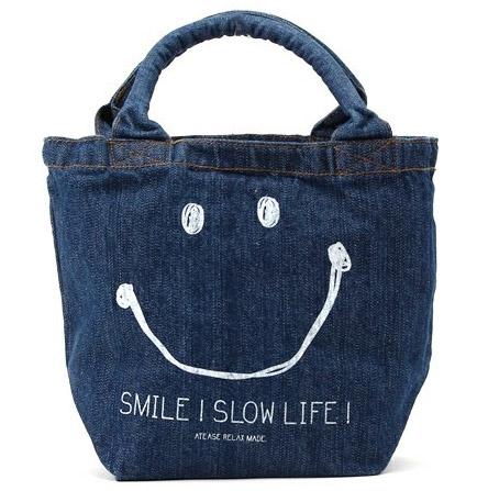 SMILE DENIM TOTO BAG S