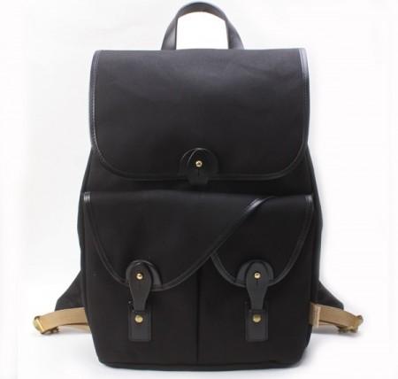 ザヒルサイド デイパック Black 17889100-80