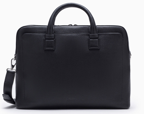 EINGINEERED CASUAL MICRO PEBBLE BRIEFCASE