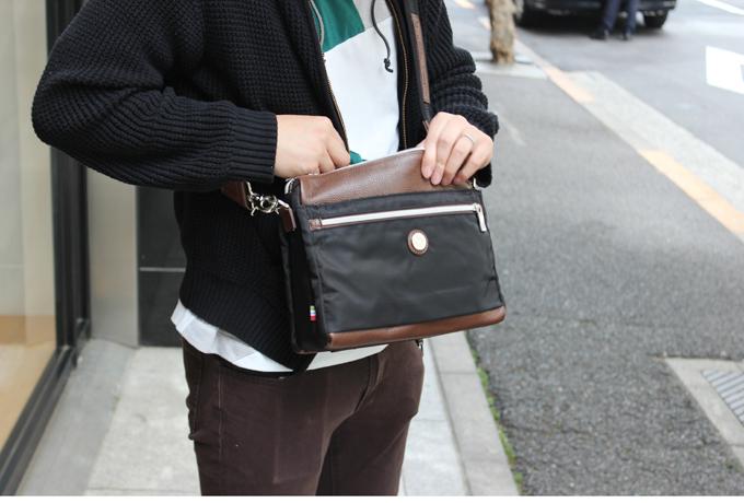ビジネス用とプライベート用、兼用できるバッグ