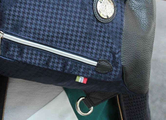 イタリア国旗風のリボン