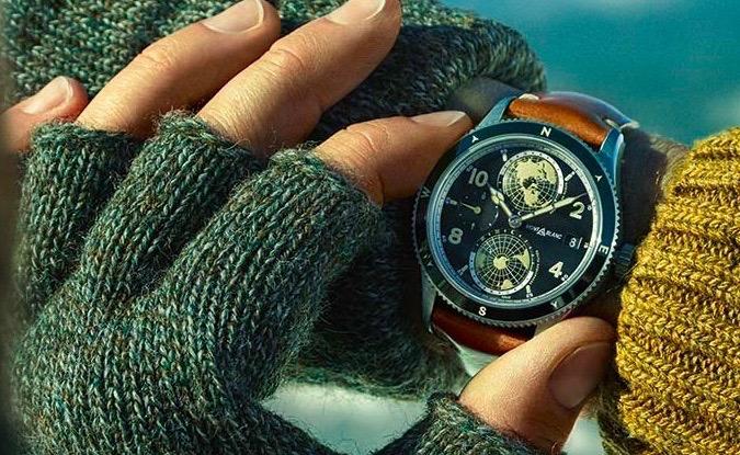 時計の製造