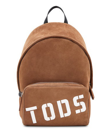 SUEDE BACKPACK