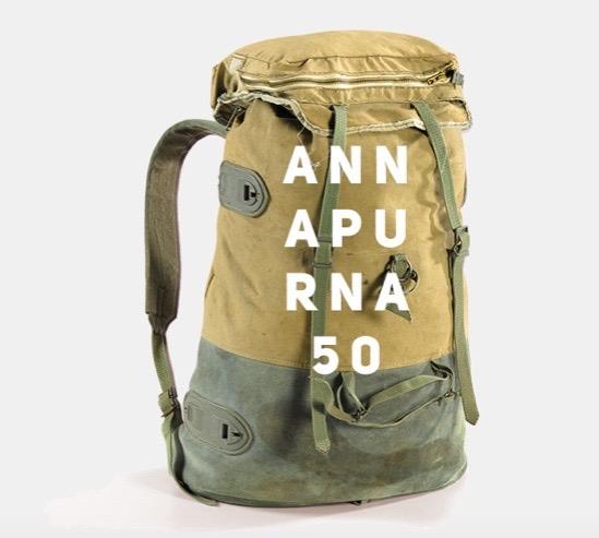 アンナプルナ50