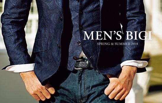 MEN'S BIGI(メンズビギ)
