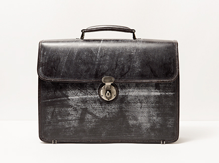 bridle -Flap Briefcase-
