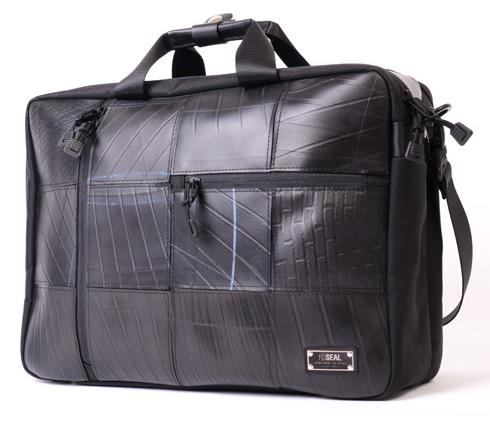 3WAY モザイクビジネスバッグ