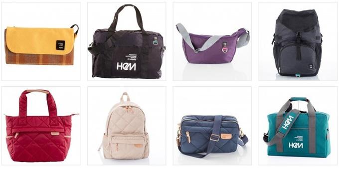 HeMのバッグの魅力