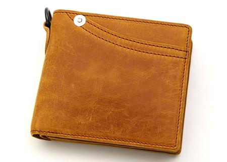 CLAY Works Horse 横型折財布