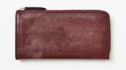 bridle - L Zip Long Wallet -
