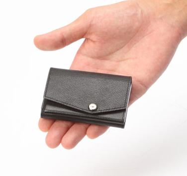 小さい財布 abrAsus メンズ【送料無料】