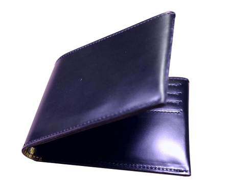 KAWAORIGAMI ブラック&ゴールドモデル カードウォレット