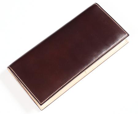 コードバン 長財布(小銭入付)