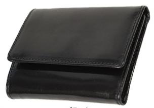 オリーチェレザー三つ折り財布