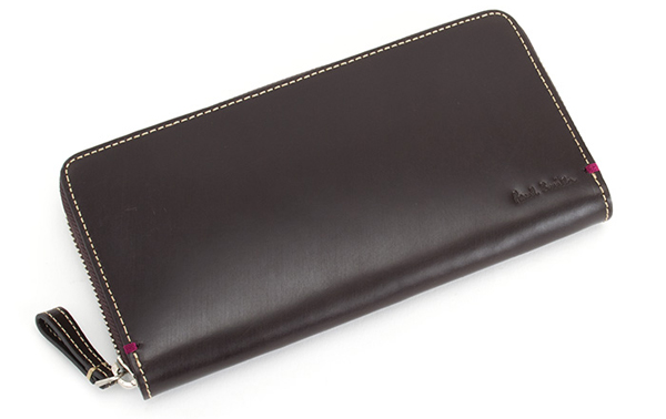 ブライドルレザー長財布