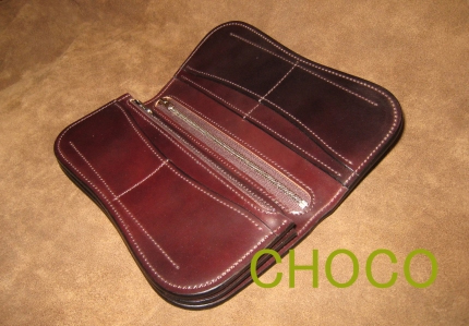 ROUGH-OUT SERIES LC BLISTER(L)Horween Full-Cordovan