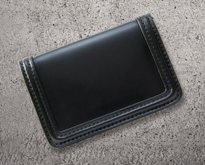 FH-V003 CORDOVAN CARD CASE