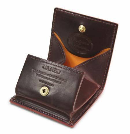 SHELL CORDOVAN 2 (シェルコードバン2)BOX小銭入れ