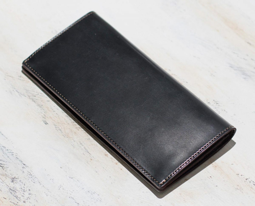 長財布 カード段13 シェルコードバン No.619606
