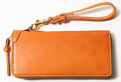 bono -round long wallet-