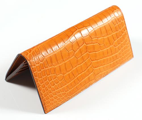 クロコダイル 長財布(小銭入付)