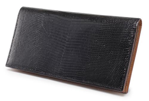 LIZARD5 (リザード5)通しマチ長財布