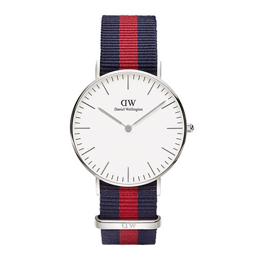 オックスフォード/シルバー 36mm 腕時計 Classic Oxf