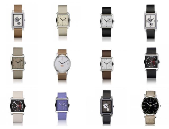 ノーマンデーの時計