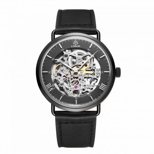 ボリューミーな時計