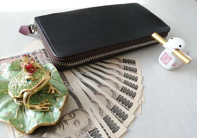 風水で選ぶメンズ財布の金運アップ術!色は?買い替えや使い始めは?