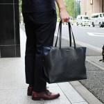 オロビアンコのトートバッグ 『Contemporary Business ALBA』をレビュー!