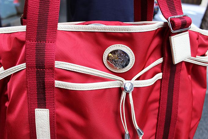 オロビアンコのバッグ