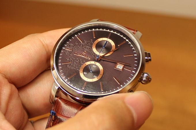 オロビアンコの腕時計「CERTO」