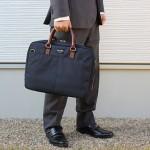 ワンダーバゲージの3万円くらいで購入したビジネスバッグをレビュー